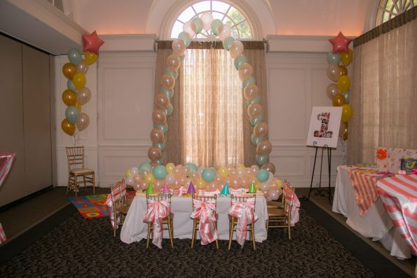SG-First-Birthday-118-595x397 How to Plan a Southern Baby Party with Georgia Peach Style