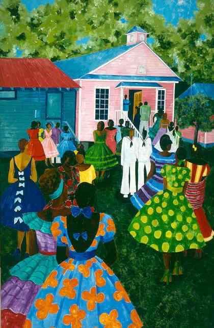 ChurchbyJonathanGreen 20 Images of Black Art We Love