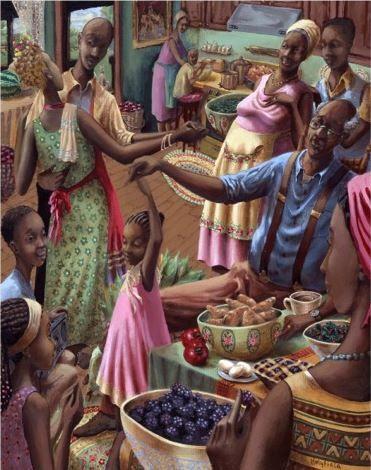 Good-Times 20 Images of Black Art We Love