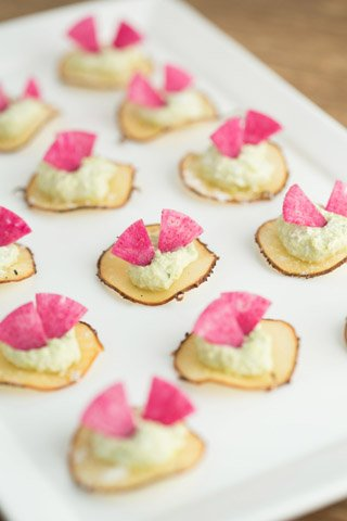 YuccaRootChips-7 3 Appetizers Perfect for Summer Networking