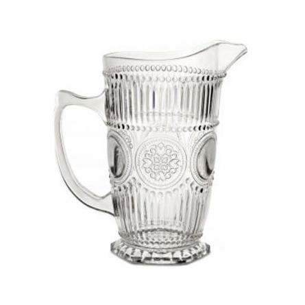 arabesque-clear-pitcher-acrylic-37-oz-445px-491px 10 Items for Your Tabletop from Steve McKenzie's