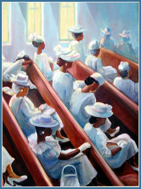 frican_American_Church_Art11 12 Pieces of African American Church Art We Love