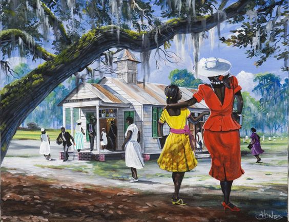 12 Pieces of African American Church Art We Love