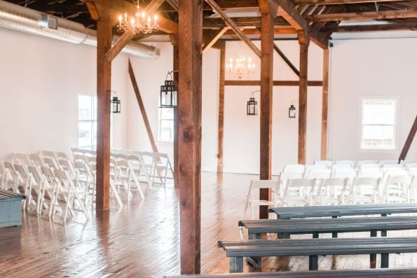 Muse_At_The_Mill_2-595x397 10 Black Owned Wedding Venues in the South
