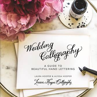 Five Things to Consider When Choosing Wedding Calligraphy