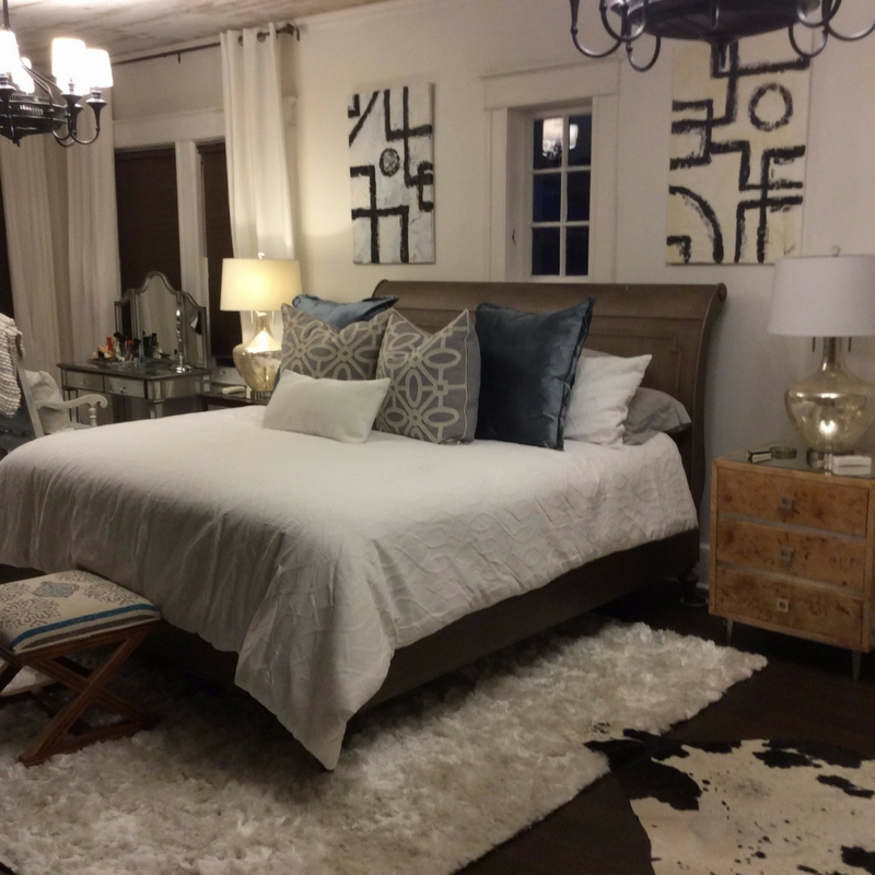 6-1 Memphis, TN Home Tour with with Modern Rustic Style