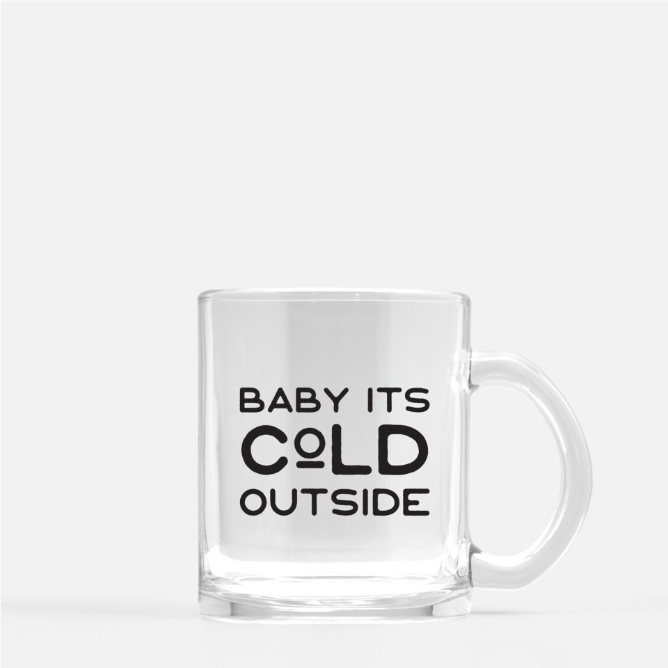 Baby-Its-Cold-Mug-960x960 Modern Holiday Decor for a Southern Home