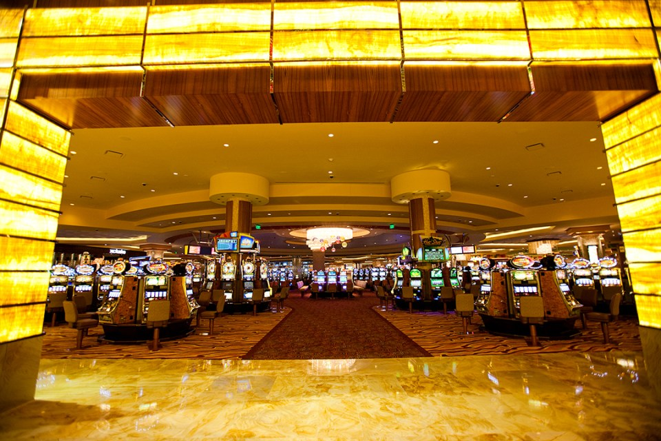 PARX-Casino-in-Bensalem-960x640 Cozy Fall Bachelorette Party Destinations - Bucks County, PA