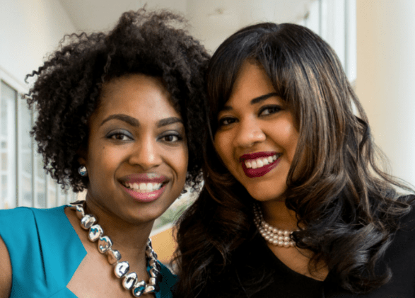 Chanel-Martin-and-Candace-Mitchell-1 50 Black Southern Belles in Lifestyle: African American Tastemakers of the South