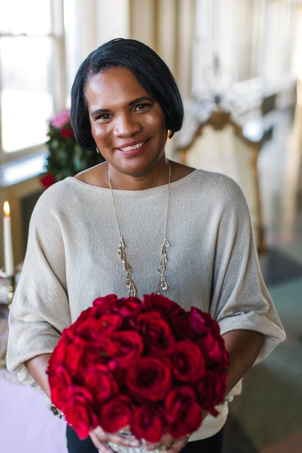 Jennifer-Parker-1-595x892 6 Wedding Planners Share Why They Love Black Southern Brides