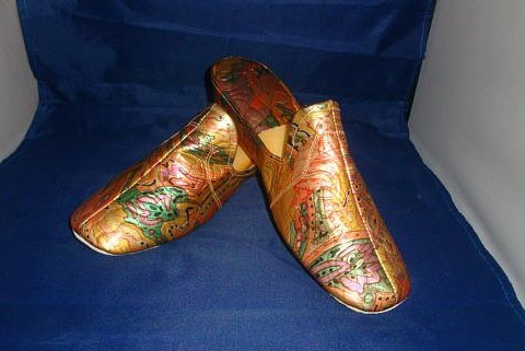 slippers14-jacques-levine-480x321 Vintage Boudoir Slippers We Adore