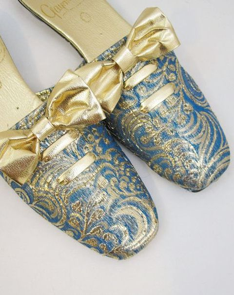 slippers6-480x605 Vintage Boudoir Slippers We Adore