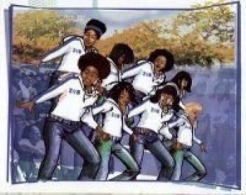 7f6b04612375d40bffee3fde8f31a3e6 Our Favorite Pieces of African American Sorority Art