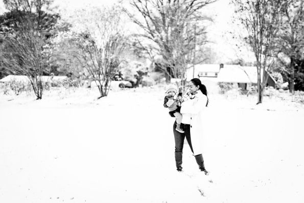 DSC_7090-595x397 Rock Hill, SC Winter Wonderland Family Session