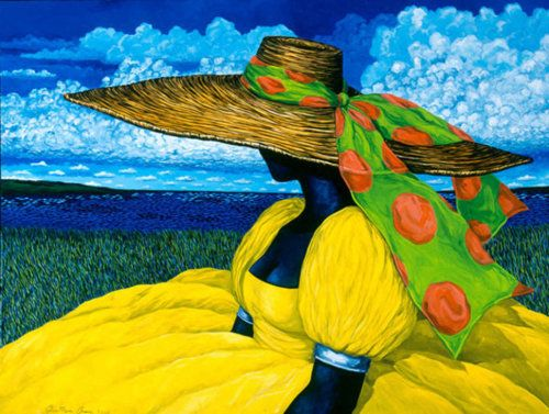 Gullah_Art_Jonathan_Green 16 Pieces of Gullah Art to Add Your Gallery Wall