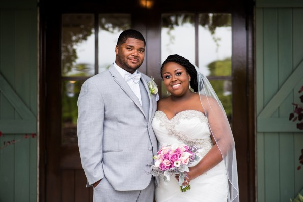 Janlynn-Charles-Young-Wedding-Collection_284-595x397 Kernersville, NC Wedding with Garden Style