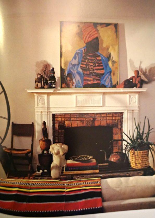 denys12-595x833 African American Decor Spotlight: Denys Davis, The Spirit of African Design