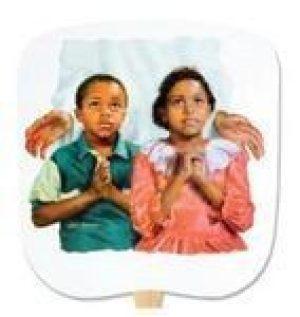 48e8fb9204b0f7bb1e01495b44fec1da 17 Black Church Hand Fans We Love