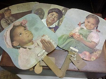 17 Black Church Hand Fans We Love