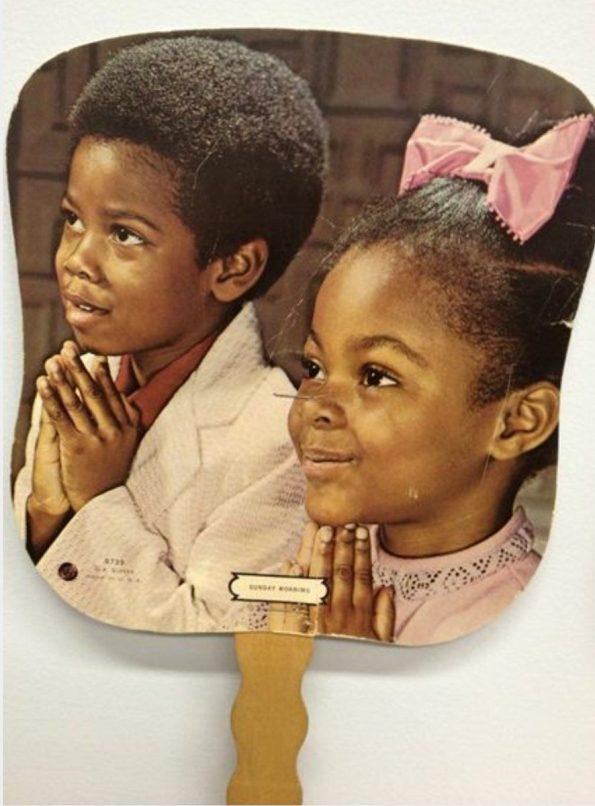 17 Black Church Hand Fans We Love Black Southern Belle
