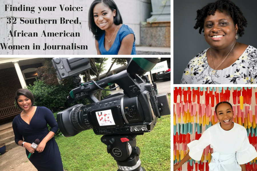 Finding your Voice: 32 Southern Bred, African American Women in Journalism