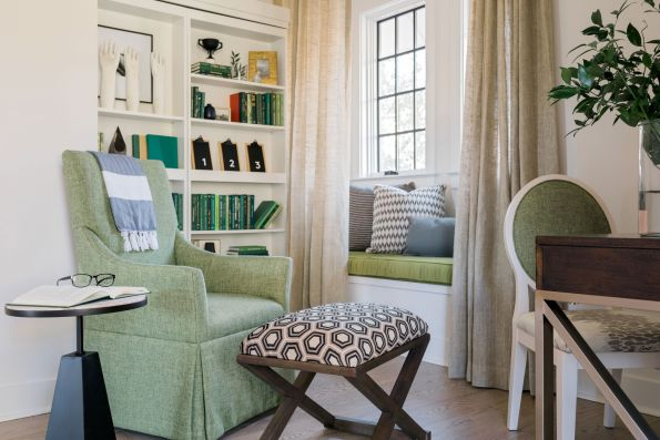 HGTV-Smart-Home-2018-Flex-Space 20 Images of Coretta Scott King We Adore