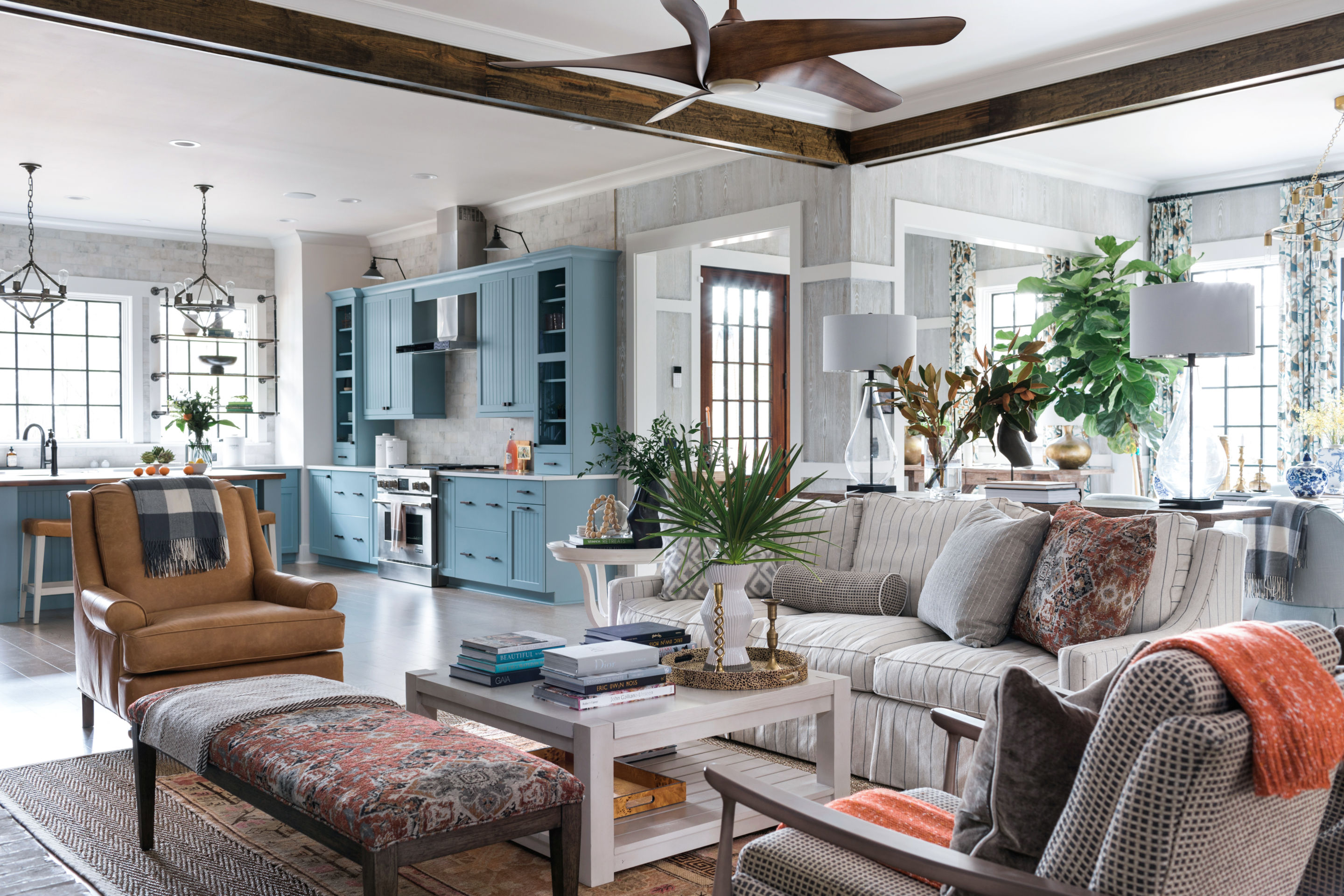 HGTV Smart Home Tour - Palmetto Bluff - Black Southern Belle