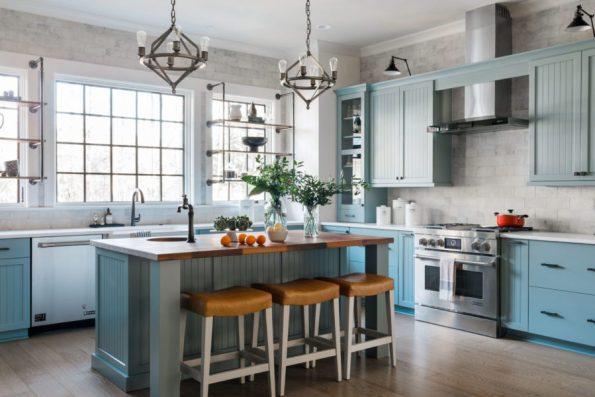 HGTV-Smart-Home-2018-Kitchen-with-Oven-595x397 HGTV Smart Home Tour - Palmetto Bluff