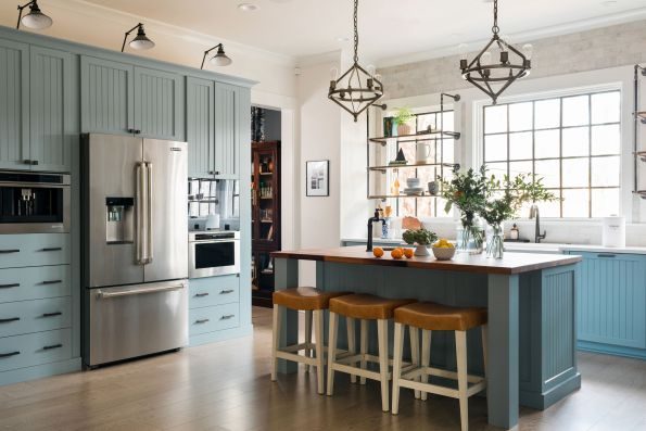 HGTV-Smart-Home-2018-Kitchen-with-Refrigerator 20 Images of Coretta Scott King We Adore