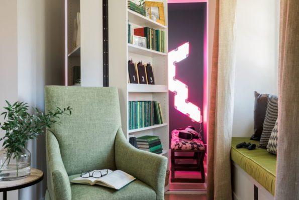 HGTV-Smart-Home-2018-VR-Room-Bookcase-Peek 20 Images of Coretta Scott King We Adore