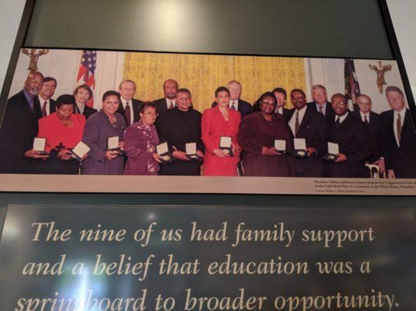 IMG_20180427_152728-595x446 Babymoon Inspiration: Civil Rights Tour of Little Rock, Arkansas