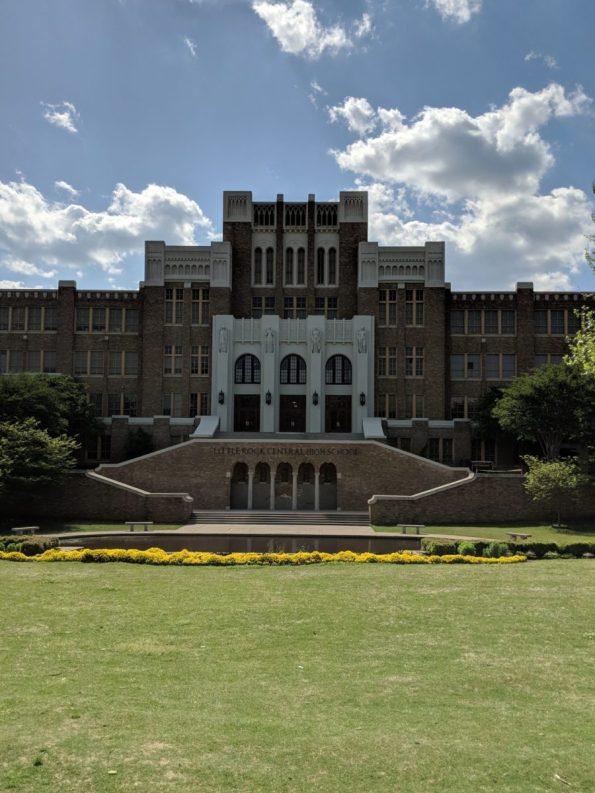 IMG_20180427_154122-595x793 Babymoon Inspiration: Civil Rights Tour of Little Rock, Arkansas