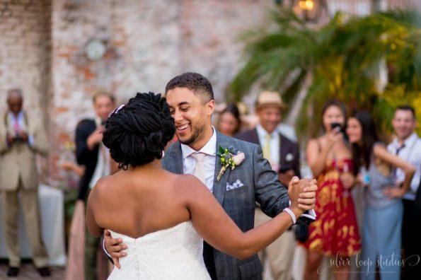 MyaKeithSneakPeeks-0099-1-595x396 Classic New Orleans Nuptials - NOLA Wedding Inspiration