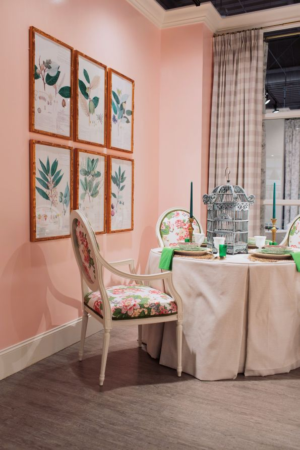 ROWE_HPMKTApril18-16-1-595x893 AKA Home Decor Inspiration: Pink and Green Style