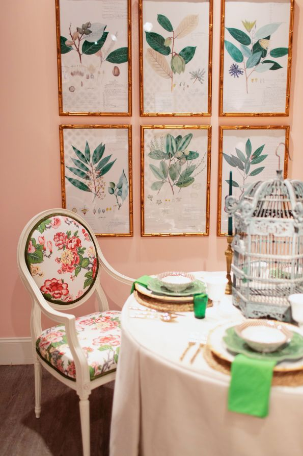 ROWE_HPMKTApril18-19-1-595x893 AKA Home Decor Inspiration: Pink and Green Style