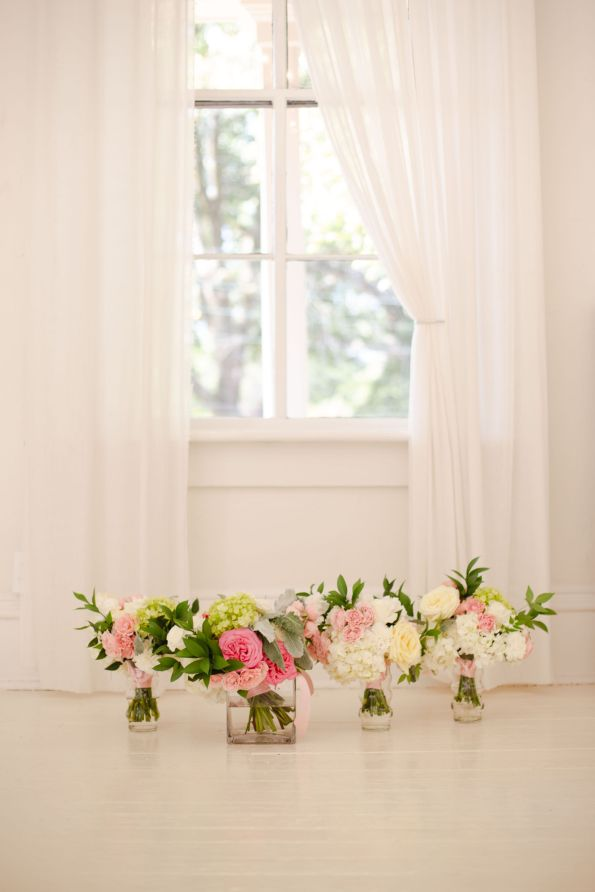 AbreaCrackel_02-595x892 Pink and Blush Southern Wedding Inspiration