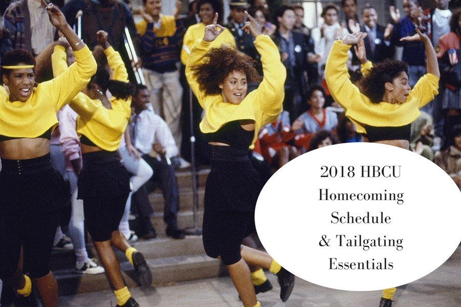 2018 HBCU Homecoming Schedule and Tailgating Essentials