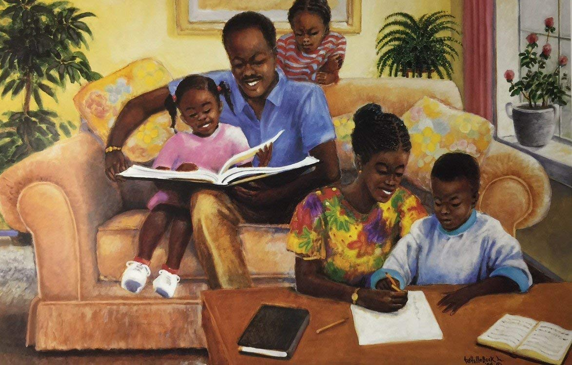 Black Family Art Pieces to Add to Your Home