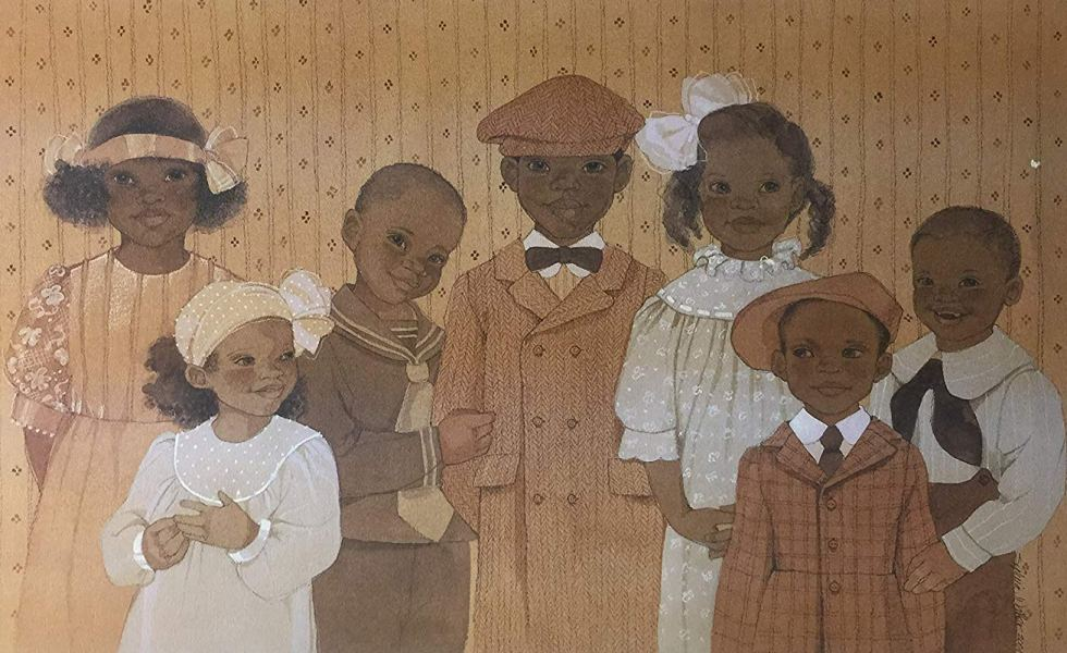 Second-Sunday-KidsChuchReligious-Sylvia-Walker--980x600 Black Family Art Pieces to Add to Your Home