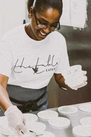 TTE-PaellaParadise-7132-300x450 North Carolina Seafood: Paella Paradise with The Table Experience