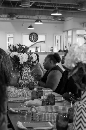 TTE-PaellaParadise-7168-300x450 North Carolina Seafood: Paella Paradise with The Table Experience
