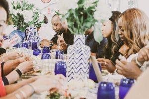 TTE-PaellaParadise-7253-300x200 North Carolina Seafood: Paella Paradise with The Table Experience