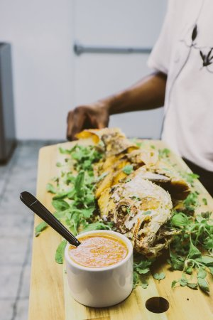 TTE-PaellaParadise-7300-300x450 North Carolina Seafood: Paella Paradise with The Table Experience