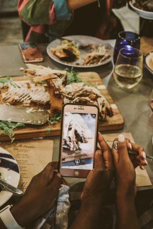 TTE-PaellaParadise-7331-300x450 North Carolina Seafood: Paella Paradise with The Table Experience