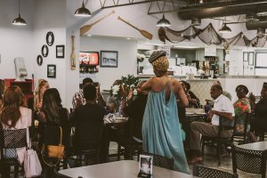 TTE-PaellaParadise-7388-300x200 North Carolina Seafood: Paella Paradise with The Table Experience