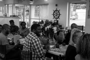 TTE-PaellaParadise-7395-300x200 North Carolina Seafood: Paella Paradise with The Table Experience