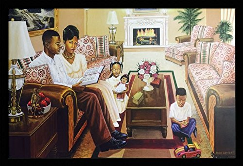 US-Art-The-Best-Of-Times-Family-David-Gunter Black Family Art Pieces to Add to Your Home
