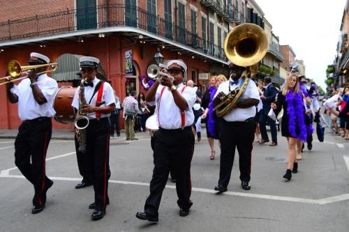 parades Sound of New Orleans: The Significance of Second Line Parade