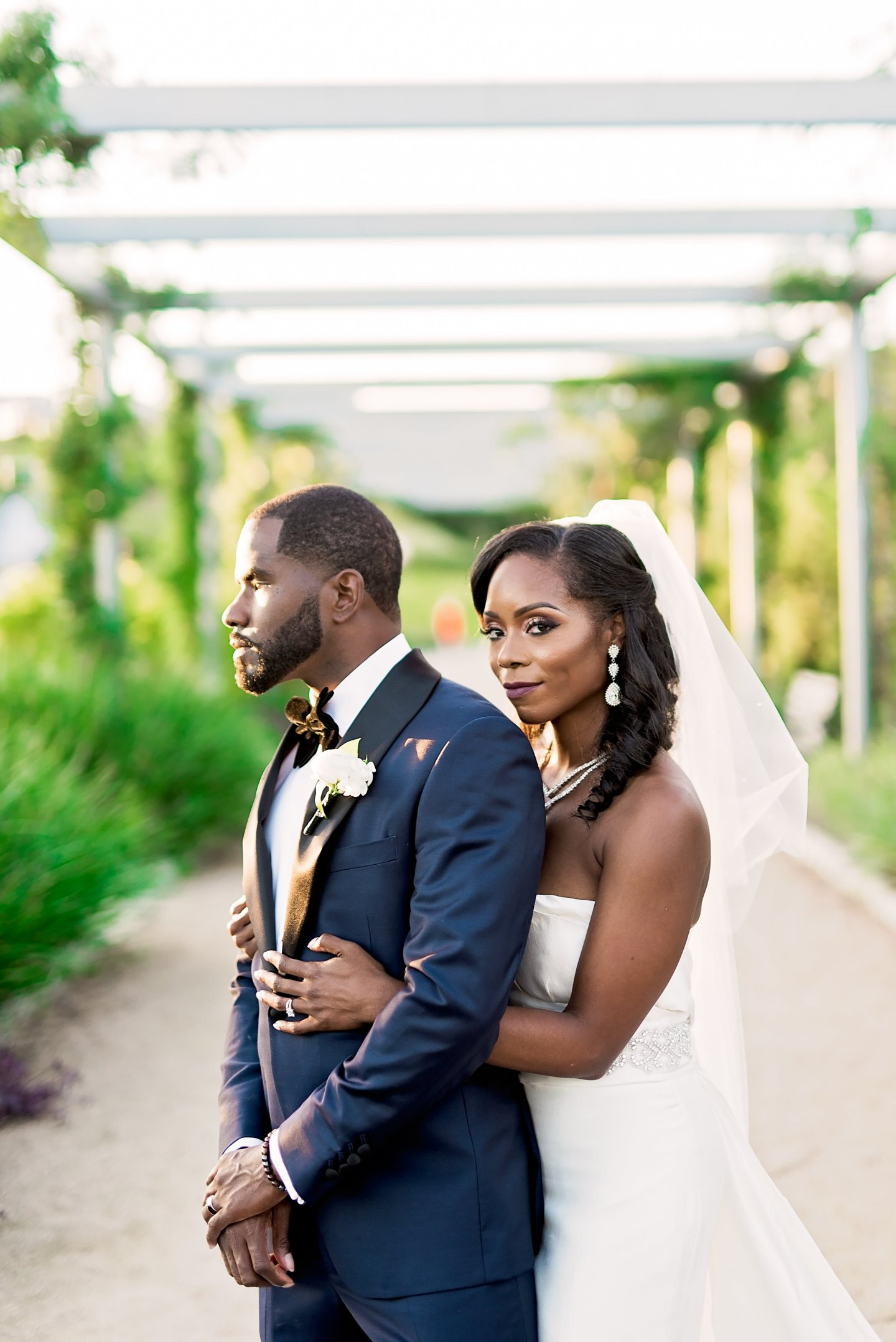 Andre-and-Gina-Pharris-Photography-0058 Houston, TX Wedding at the Buffalo Soldier Museum