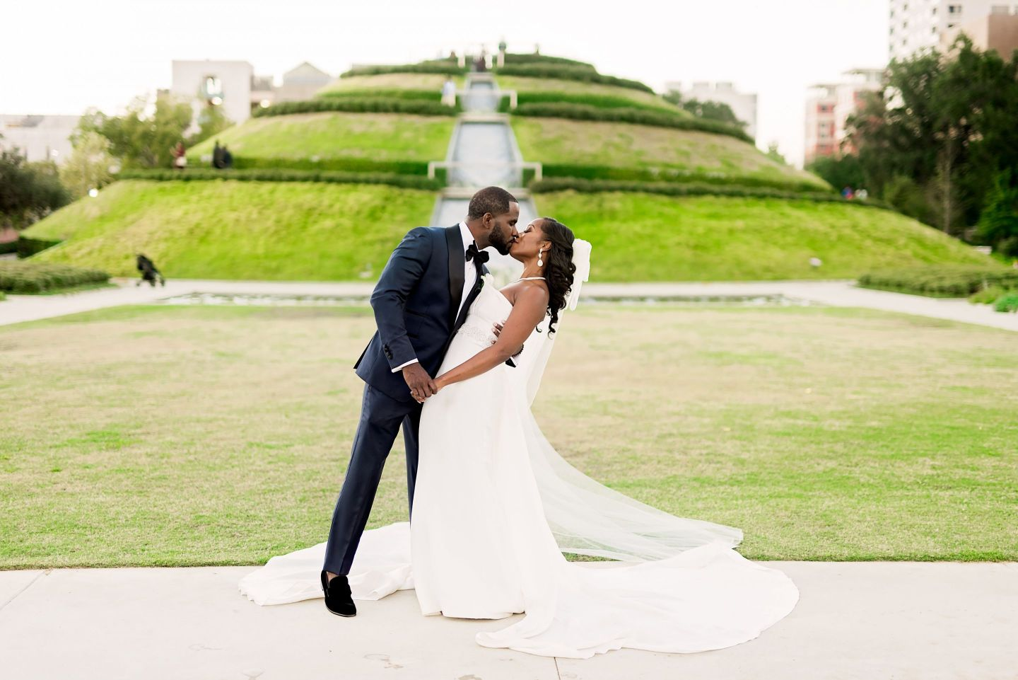 Andre-and-Gina-Pharris-Photography-0060 Houston, TX Wedding at the Buffalo Soldier Museum